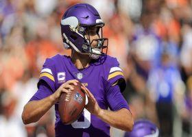 Vikings' offense showed promise in Week 1 | Baldy's Breakdowns