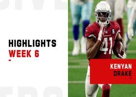Kenyan Drake's biggest plays from 164-yard game | Week 6