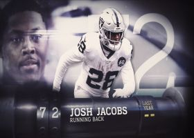 'Top 100 Players of 2020': Josh Jacobs | No. 72