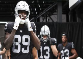 Wyche: One emerging Raider who's 'come out of nowhere'