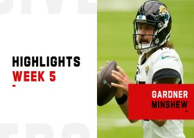 Gardner Minshew's best throws from 301-yard game | Week 5