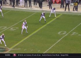 Bears' second onside kick recovery ruled out of bounds