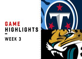 Titans vs. Jaguars highlights | Week 3
