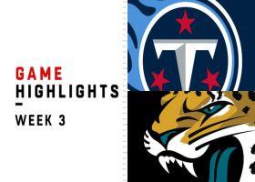 Titans vs. Jaguars highlights | Week 3