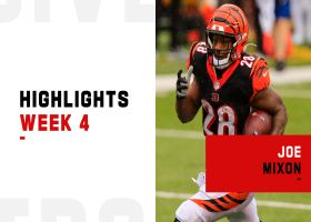 Joe Mixon's biggest plays from 3-TD game | Week 4