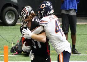 Hayden Hurst sells run on play-action TD grab from Ryan