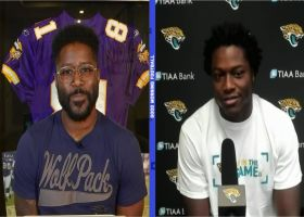 Chris Conley: How Jags are responding to departures of Ngakoue, Fournette