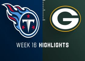 Titans vs. Packers highlights | Week 16