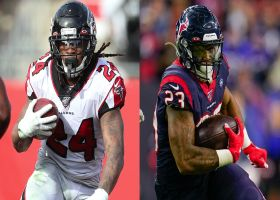 Silver: Seahawks in talks with Devonta Freeman, Carlos Hyde