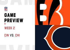 Bengals vs. Bears preview | Week 2