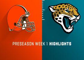 Browns vs. Jaguars highlights | Preseason Week 1