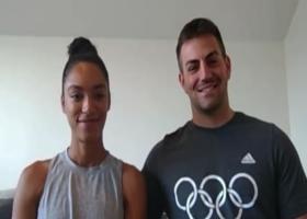 Melissa Gonzalez, David Blough discuss upcoming Olympic Games, 2021 NFL season