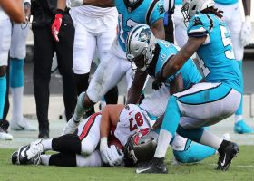 Gronk recovers onside kick to seal Bucs' win