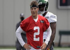 Pelissero: Zach Wilson's signing with Jets is last rookie deal of 2021 draft class