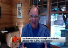 Billick: Stefanski doesn't need to take Mayfield to 'next level' for Browns to succeed