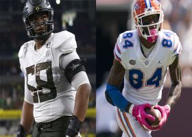 Should Bengals target Penei Sewell or Kyle Pitts? PFF's Mike Renner weighs in