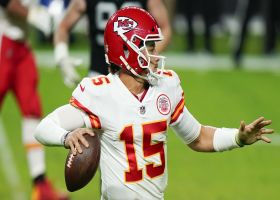 Baldy's Breakdowns: Mahomes Magic was in full effect on final drive vs. Raiders