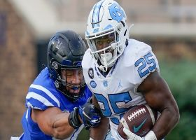 Brooks, Zierlein examine expectations for Javonte Williams with Broncos