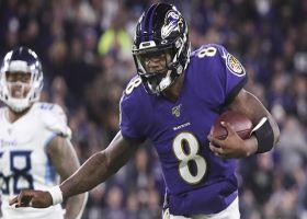 Lamar Jackson highlights | 2019 season