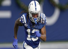 Rapoport offers update on Colts-Hilton contract extension talks