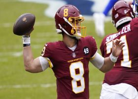 Garafolo, Pelissero: How Washington QB situation is evolving ahead of Week 6