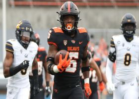 Lions select Jermar Jefferson with No. 257 pick in 2021 draft