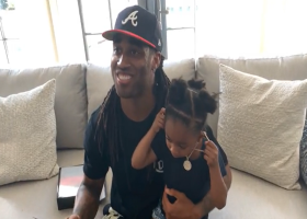 Stephon Gilmore's family surprises him with 'Madden' 99 Club reveal