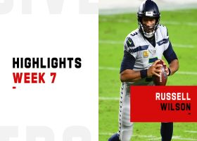 Russell Wilson's best plays from 3-TD game | Week 7