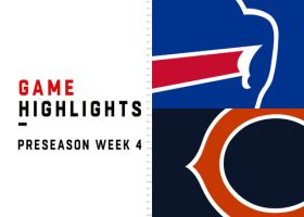 Bills vs. Bears highlights | Preseason Week 4