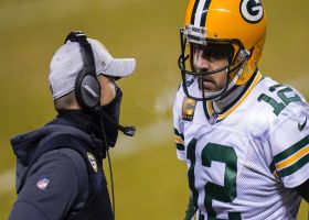 Michael Silver: Packers coaching staff is still 'all in' on Aaron Rodgers