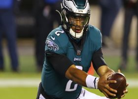 Garafolo: How Eagles plan to use Wentz, Hurts on 'MNF' vs. Seahawks