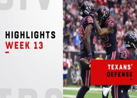 Biggest plays by the Texans' defense vs. Baker Mayfield | Week 13