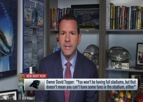 Rapoport, Garafolo examine Tepper's comments about fans in stadiums for 2020