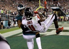 Darby prevents Julio from catching game-winning TD on final play