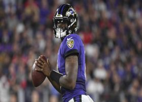 Next Gen Stats: Lamar Jackson's top 3 rushes over expectation   Week 2