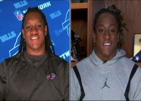 Edmunds brothers discuss 2019 expectations for Buffalo Bills, Pittsburgh Steelers