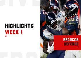 Denver's biggest defensive plays on 'MNF' | Week 1