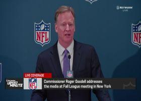 Goodell: 'Things are progressing' on new Bills stadium