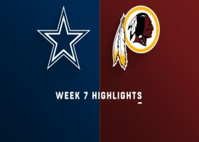 Cowboys vs. Redskins highlights | Week 7