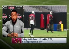 Budda Baker: Isaiah Simmons in practice 'a crazy thing to see'