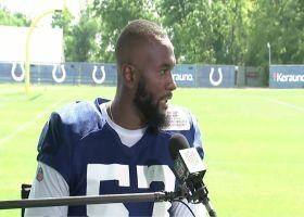 Darius Leonard on new deal: I must reward Colts