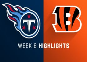 Titans vs. Bengals highlights | Week 8