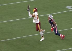 Fitzpatrick shows touch on 24-yard back-shoulder dime to Thomas