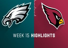 Eagles vs. Cardinals highlights | Week 15