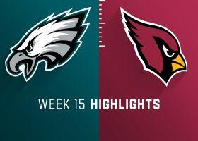 Eagles vs. Cardinals highlights | Week 15