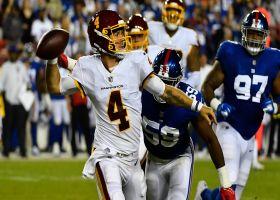 Taylor Heinicke's best plays vs. Giants on 'TNF' | Week 2
