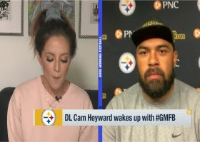 Cam Heyward: Steelers defense is 'most excited' about Najee Harris