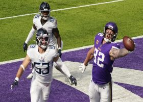Can't-Miss Play: Kyle Rudolph makes dazzling one-handed, toe-tapping TD
