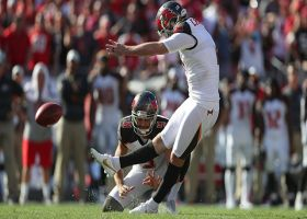 Catanzaro misses would-be game-winning FG