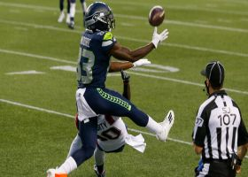 Can't-Miss Play: David Moore pirouettes for ludicrous 38-yard TD grab